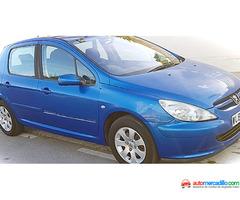 Peugeot 307 2.0 Hdi 2.0 Hdi 2002