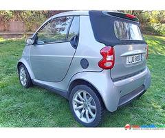 Smart Pasion Cabrio 2005