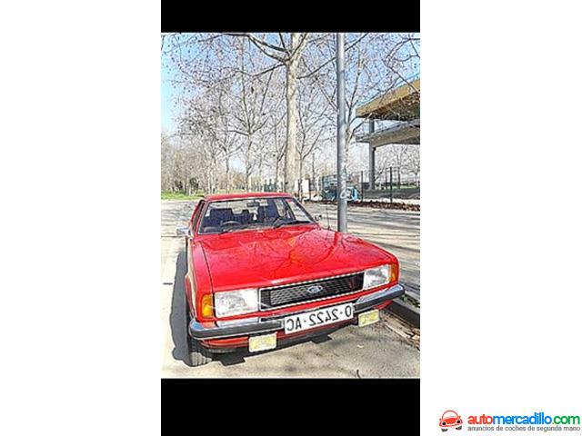 Ford Taunus Tc2 Cortina Mk4 1977