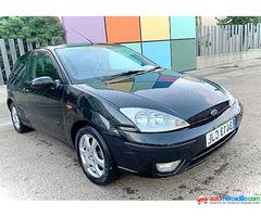 Ford Focus 2003