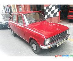 Renault 6 Gtl Gtl 1982