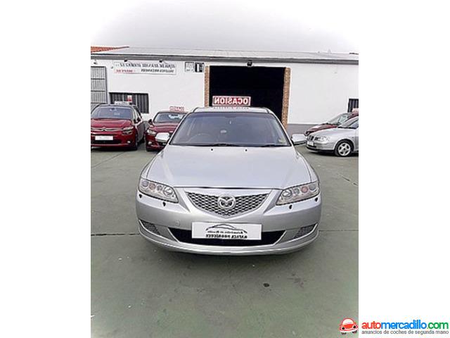 Mazda 6 Active Crtd 2.0 16 V. 136 Cv. 2.0 Td 2004