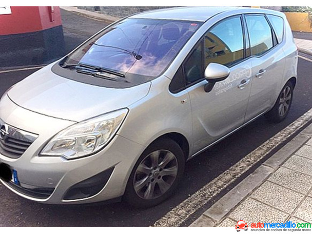 Opel Meriva 2010