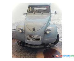 Citroen 2 Cv 1965