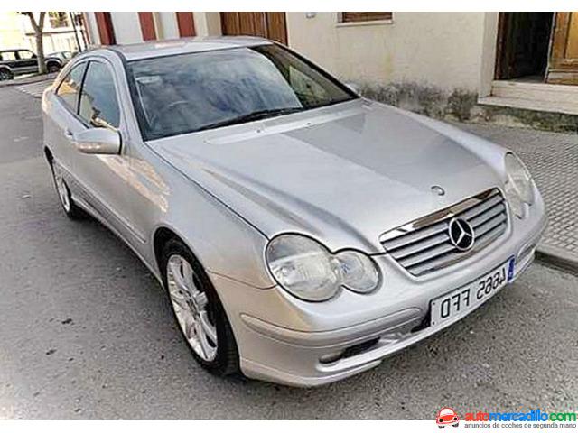 Mercedes-benz C180 Spot Coupe 2002
