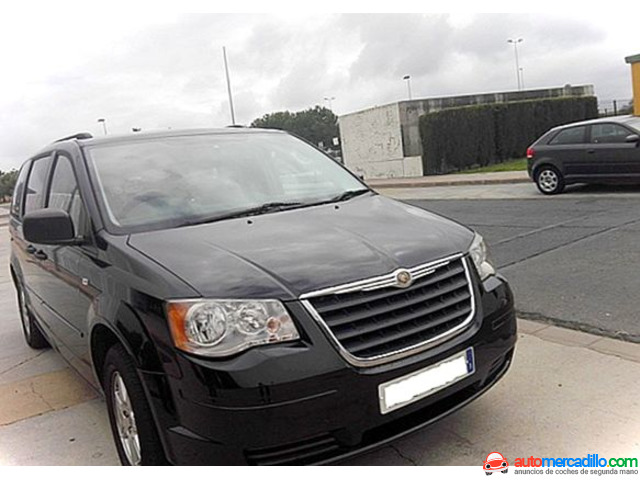 Chrysler Grand Voyager 2.8 Crd 2.8 2008