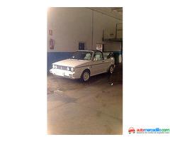W Golf Cabrio 1991