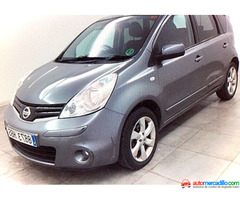 Nissan Note. 2011