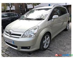 Toyota Corolla Verso Sport 2006