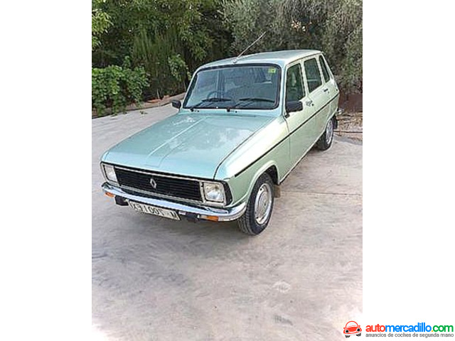Renault Gtl Gtl 1981
