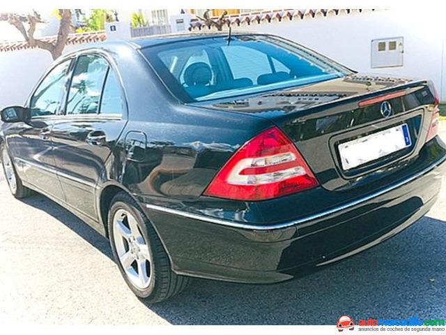 Mercedes-benz Clase C 2005