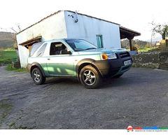 Land-rover Freelander 1998