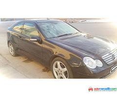 Mercedes-benz C220 Cdi Sportcoupe Cdi