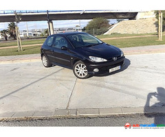 Peugeot 206 Gti Gti 2001