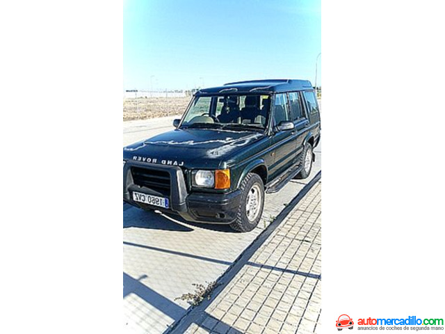 Land-rover Discovery 2000