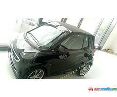 Smart Cabrio Brabus Electric Drive 2014