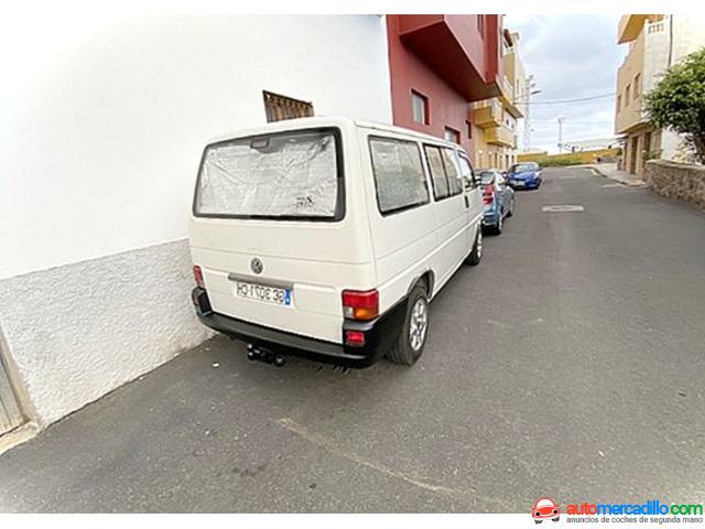 Volwagen Multivan 2.5 Tdi Traspasada 2.5 Tdi 2000
