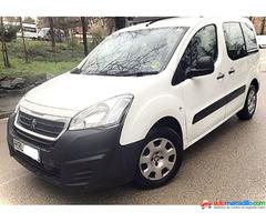 Peugeot Partner Tepe 1.6 Hdi 1.6 Hdi 2016