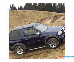 Suzuki Grand Vitara Cabrio 2003