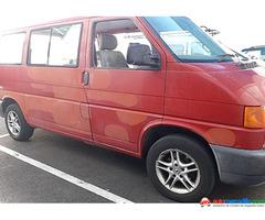 Volkswagen Transporter T4 1992