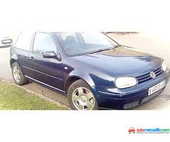 Volkswagen Golf 4 Tdi Sport 110 Cv Tdi 1999