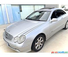 Mercedes-benz Clk 270 Cdi Cdi 2004