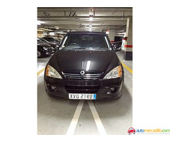 Ssangyong KYRON 200XDI LIMITED 5P.   del 2006