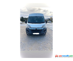 Citroen Jumper 2018