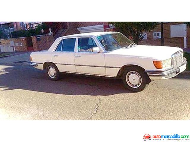 Mercedes 280s AutomÁtico W116 1976