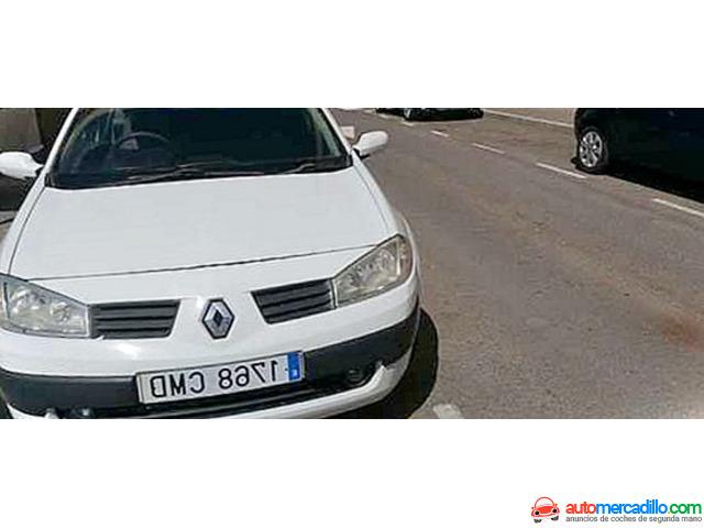 Renault Megane 1.6 16v 1.6 2003