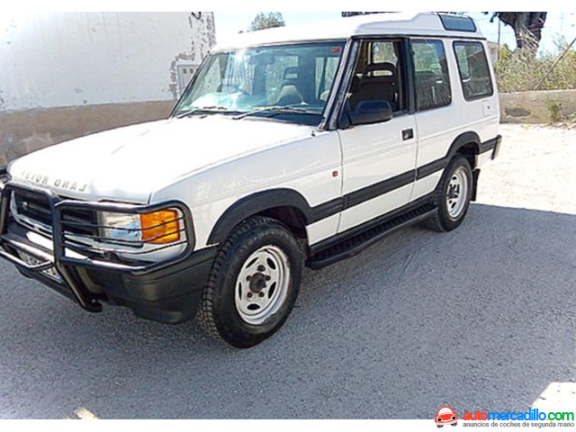 Land-rover Discovery 1994