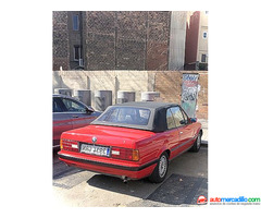 Bmw 318 I Cabrio 1991