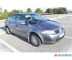 Renault Megane 1.6 Sedan Glp 1.6 2005