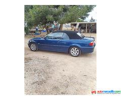 Bmw 323 Ci Cabrio 2001