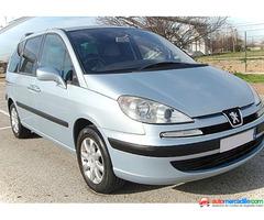 Peugeot 807 2.2 Hdi 130. Cv 2.2 Hdi 2005