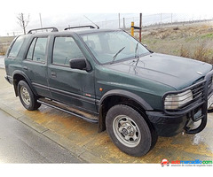 Opel Frontera 2.5 Tdi 2.5 Tdi 1997