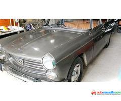 Peugeot 404 Berlina 1965
