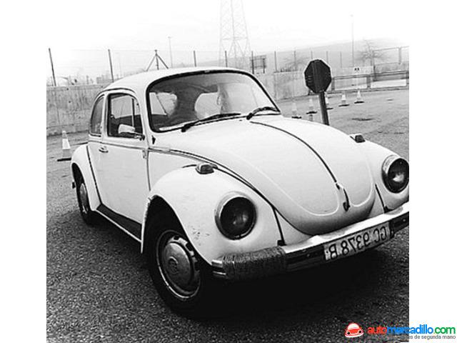 Volkswagen Escarabajo 1303-s SÚper Beetle 1972