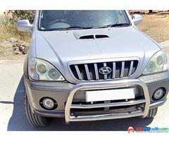 Hyundai Todoterreno 2004