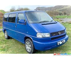 Volkswagen Multivan T4 2001