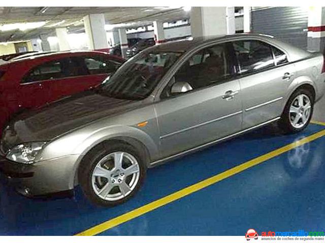 Ford Mondeo Tdci 2.0 115 Cv 2.0 Tdci 2003