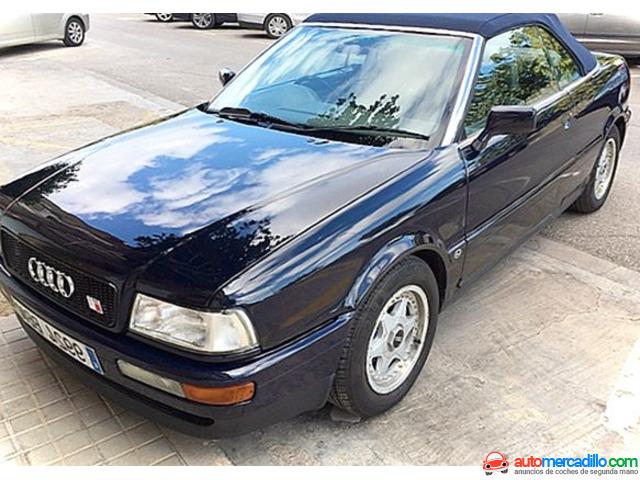Audi Cabriolet 1992
