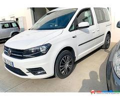 Volkswagenw Caddy 2.0 Tdi 2.0 Tdi 2016