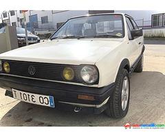Volkswagen Polo Classic 1987