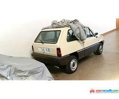 Seat Fiat Panda 1982