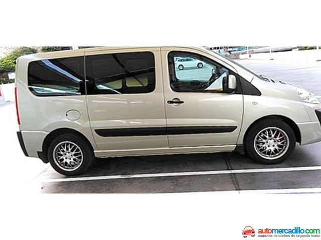 Peugeot Expert Tepee 2.0 Hdi 120 Cv 2.0 Hdi 2010