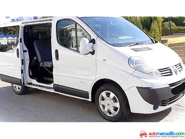 Renault Trafic 2.0 Dci 115 Cv 9 Plazas 2.0 Dci 2014