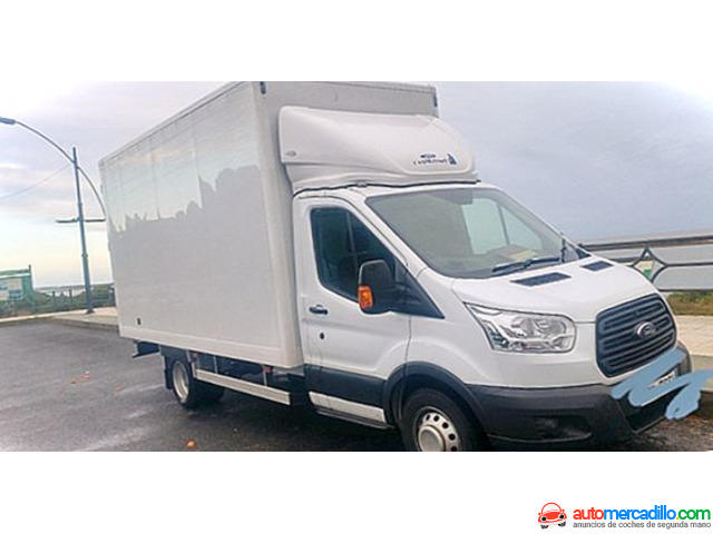 Ford Ford- Iveco 2015