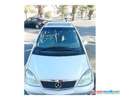 Mercedes-benz Clase A 2001