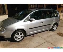 Volkswagen Touran 1.9 6 Velocidades 1.9 2005